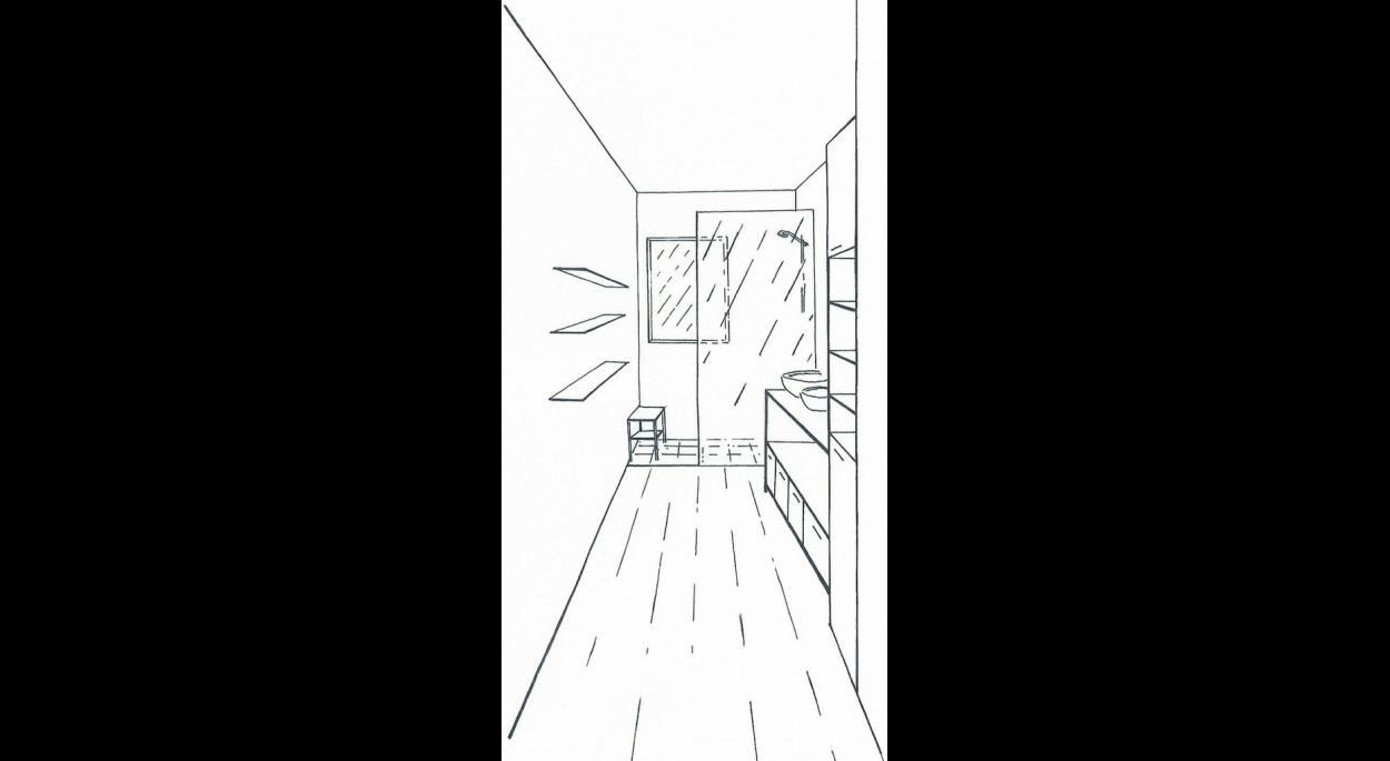 2ème proposition aménagement salle de bain