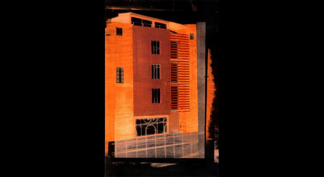 Revitalisation du centre ancien de Forcalquier benoit sejourne architecte