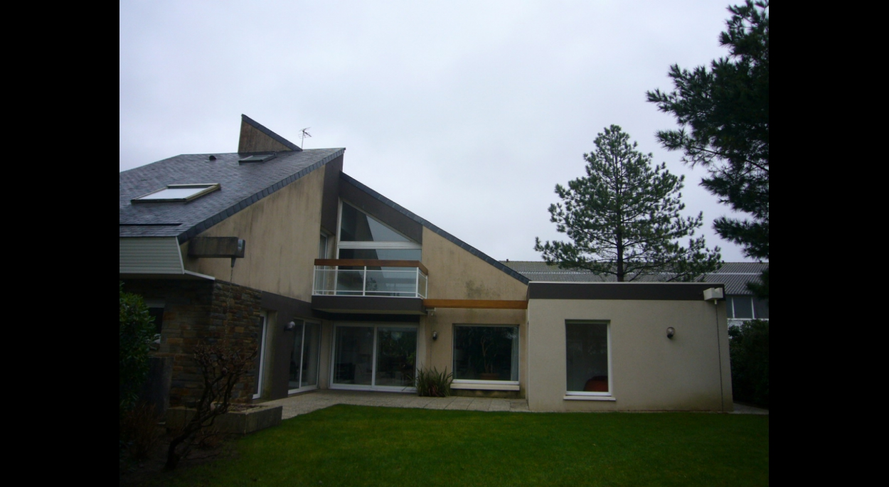 maison architecte 1970