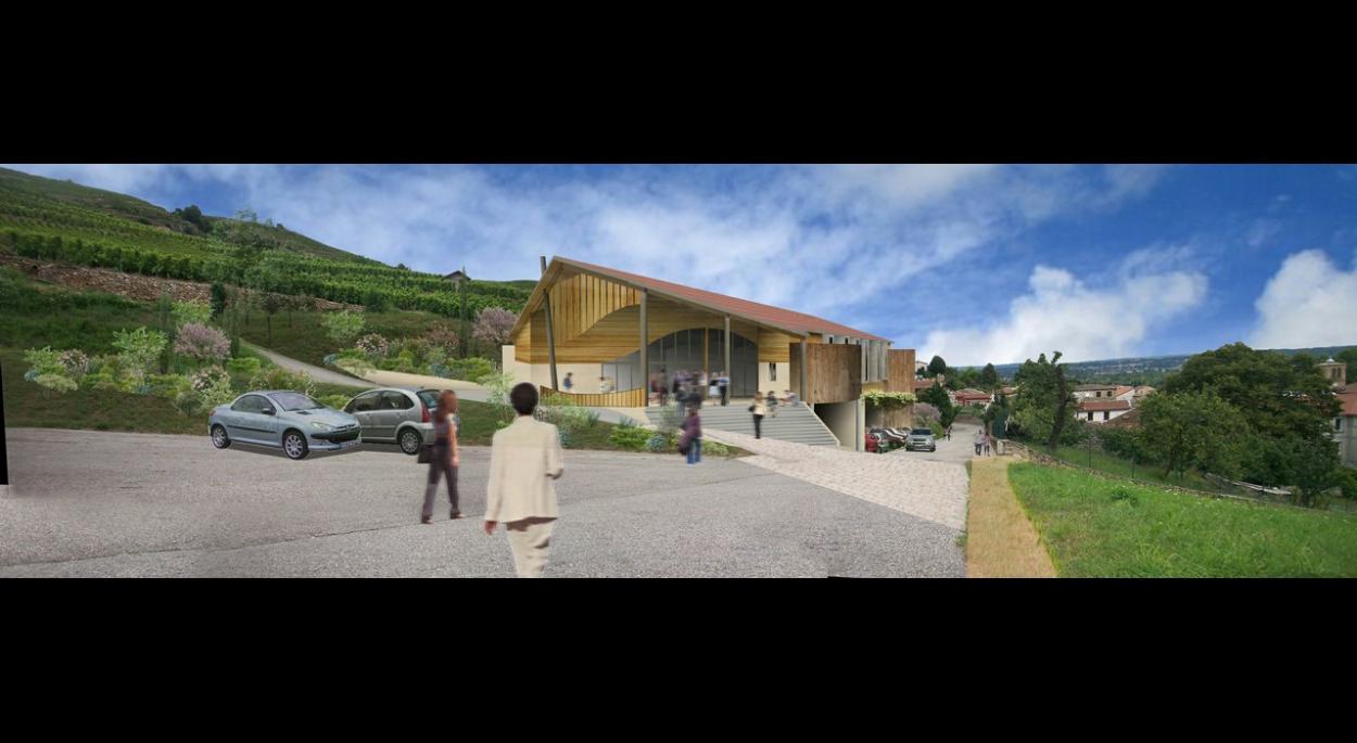 Salle Polyvalente et Culturelle de Chavanay