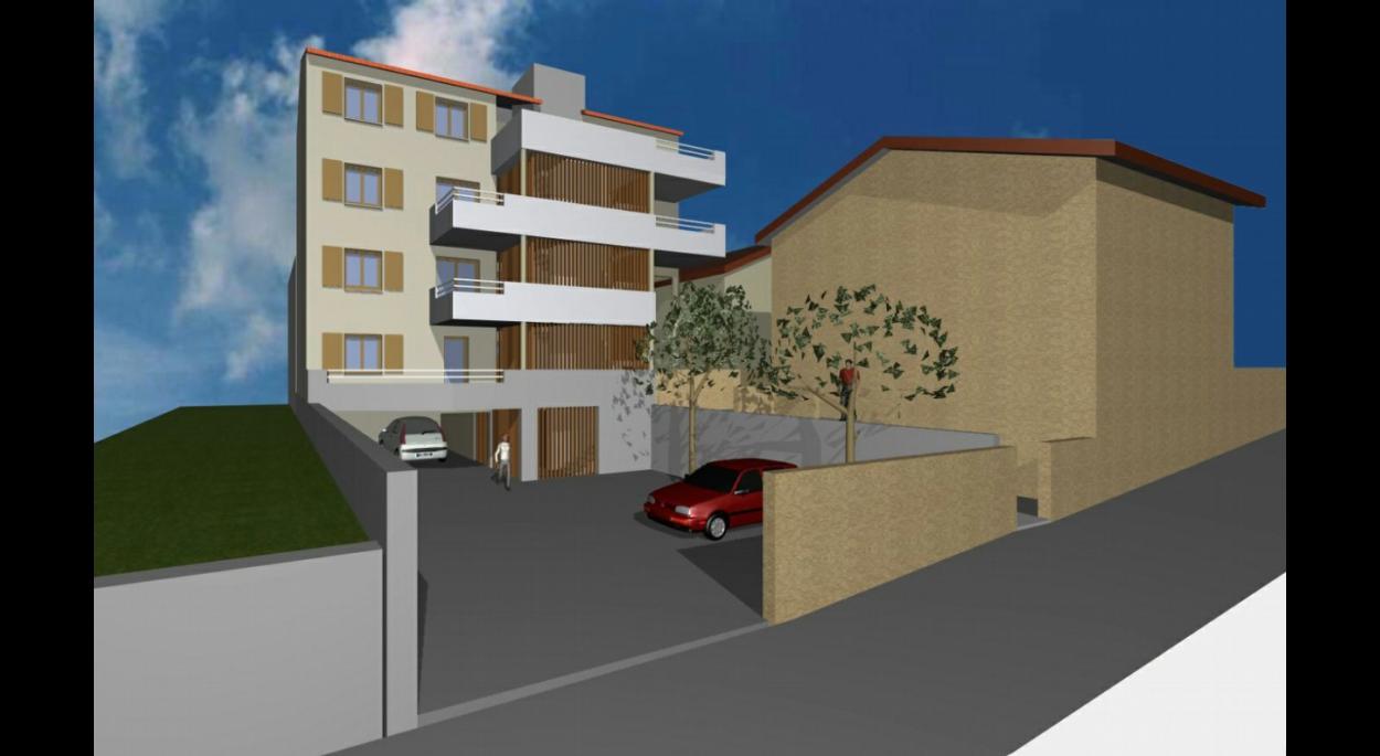 immeuble 6 logements eurl d 39 architecture pascaline juste. Black Bedroom Furniture Sets. Home Design Ideas