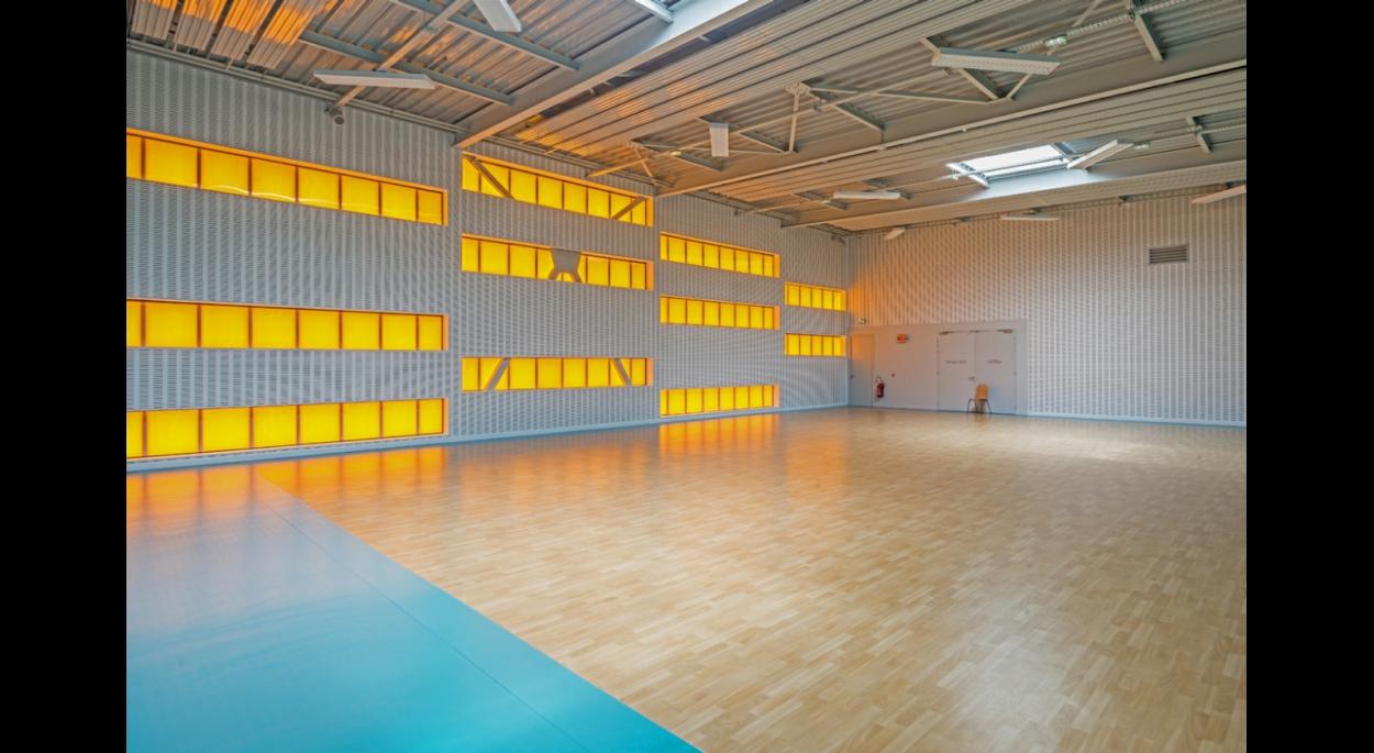 gymnase goncelin salle judo