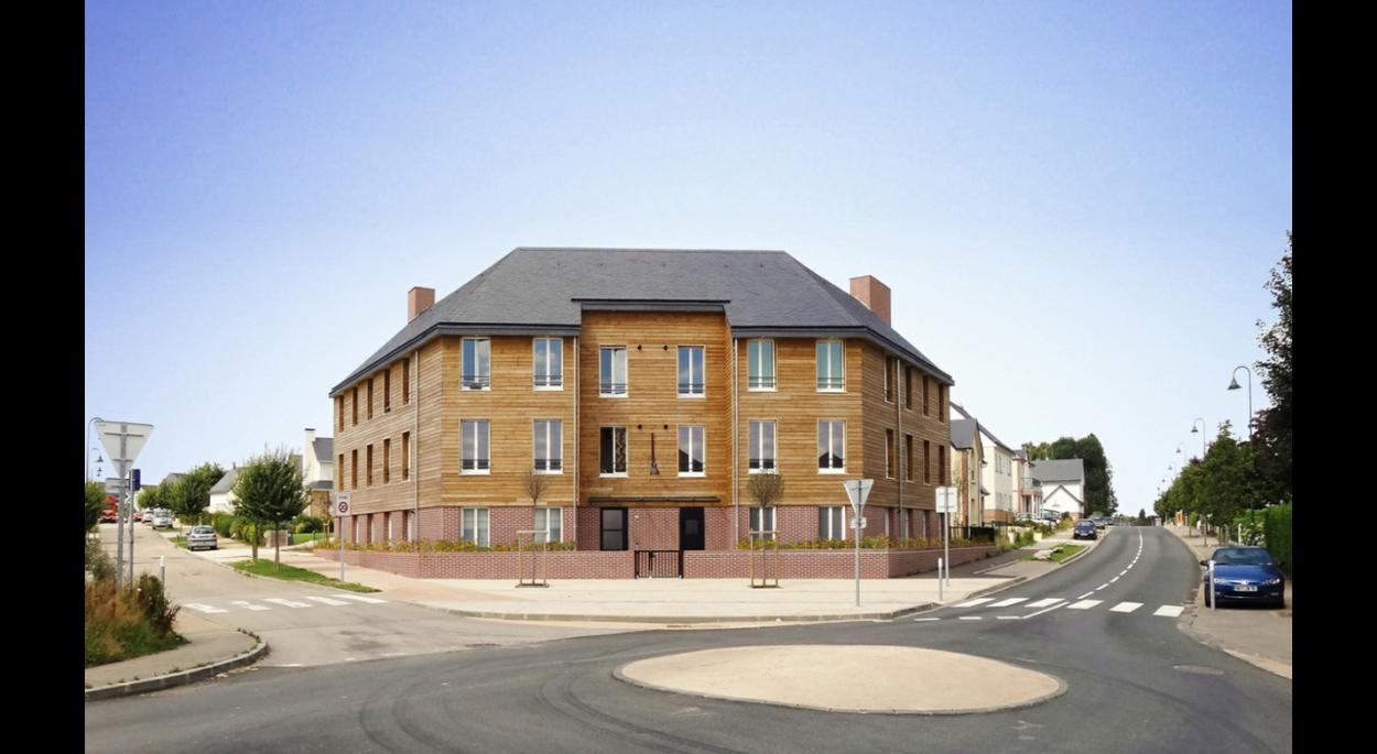 bâtiment collectif 10 logements