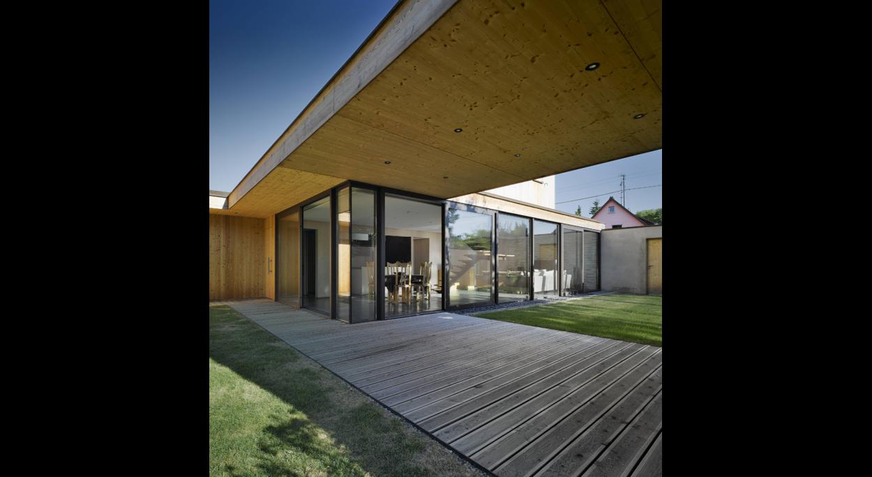 Construction d'une maison parcelle à Sélestat