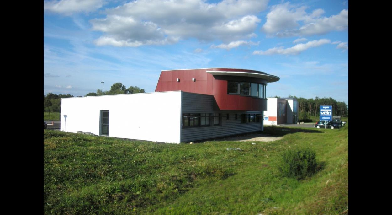 Construction d'un cabinet médical à Cernay