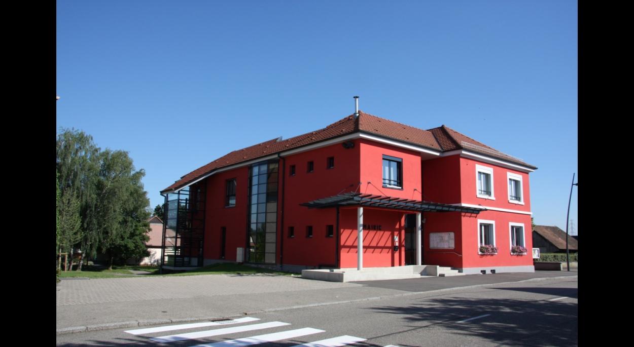Extension de la Mairie de Niffer