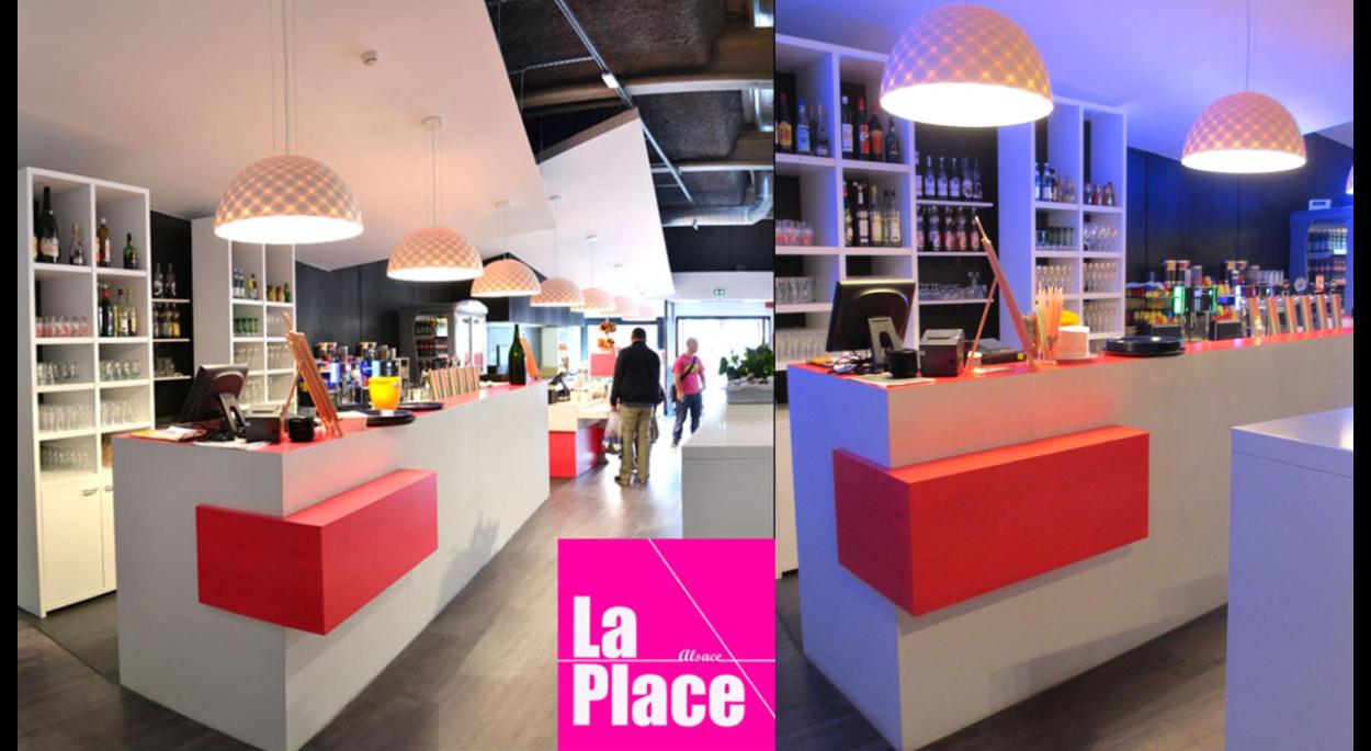 Restaurant LA PLACE à OUTLET ROPPENHEIM