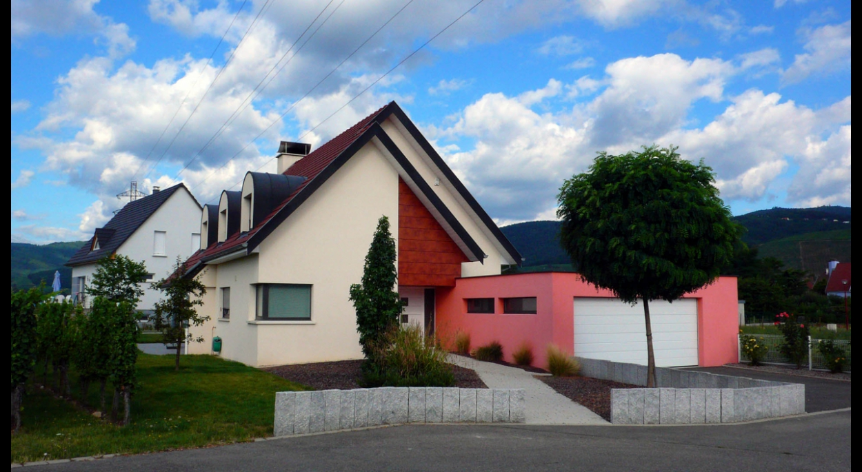 Maison à Turckheim