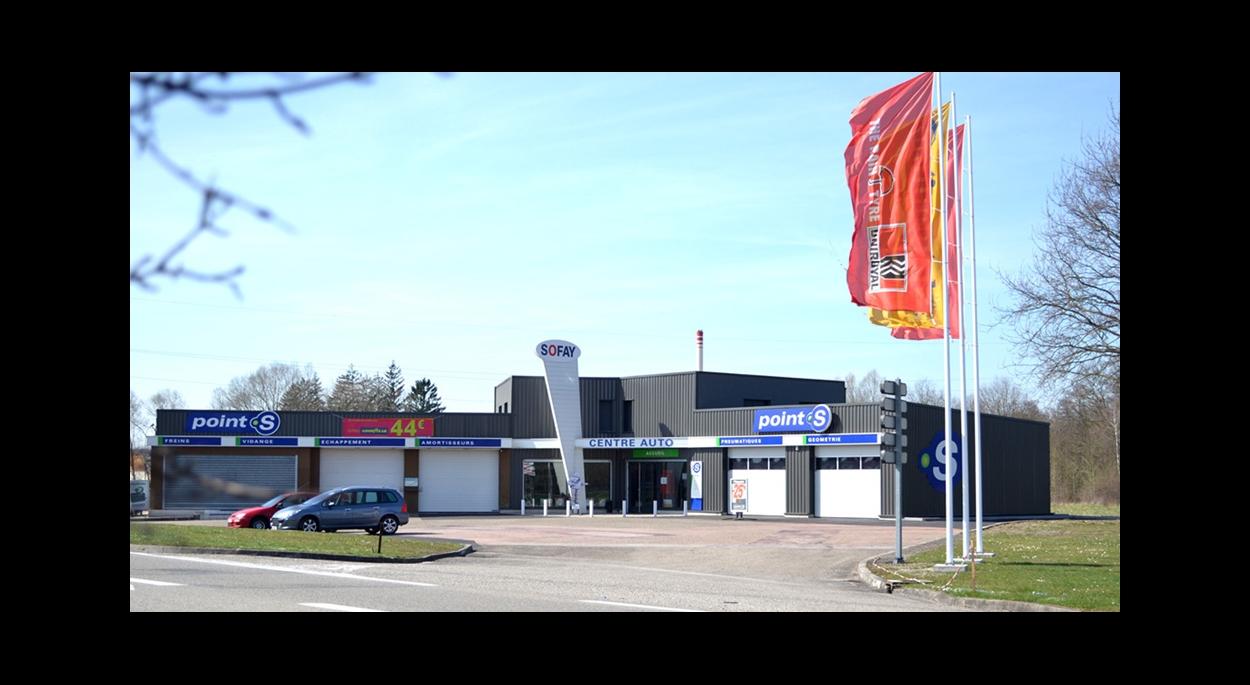 Centre AUTO à DRUSENHEIM