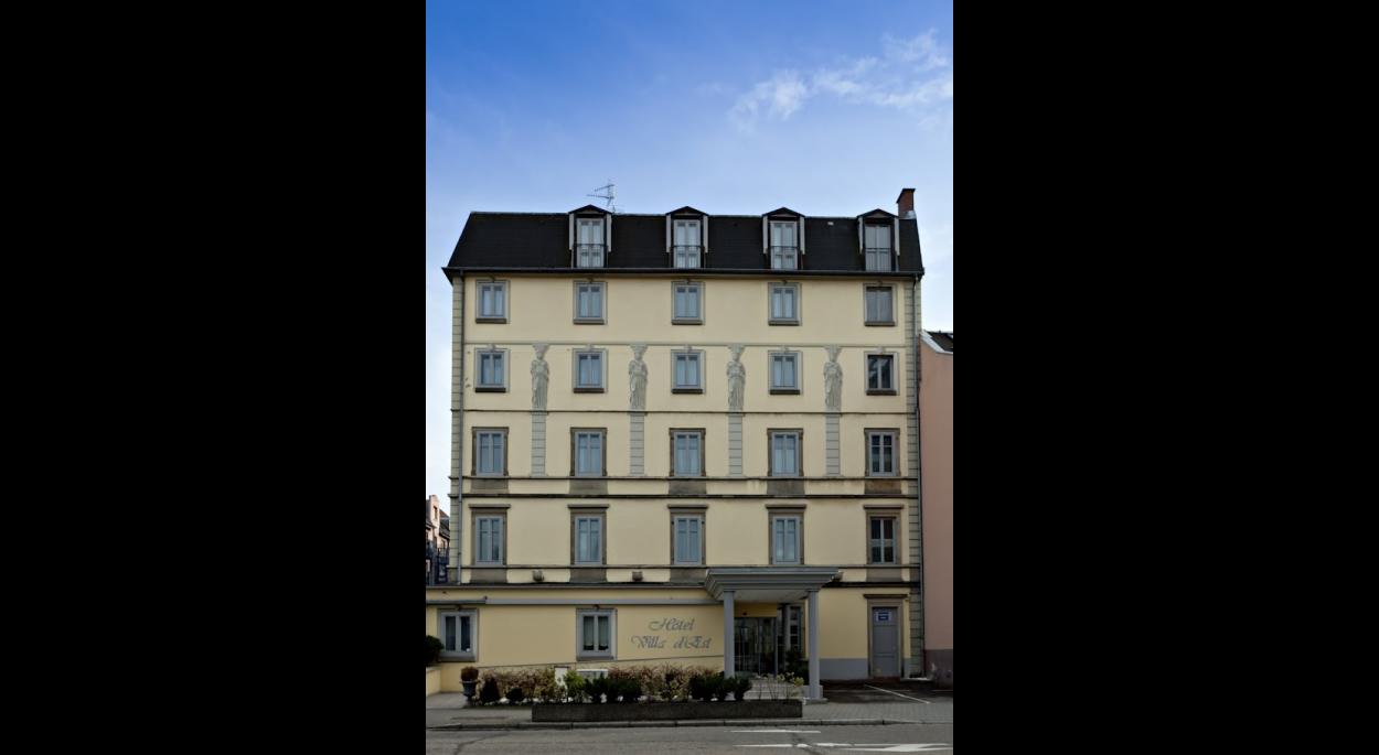 HOTELLERIE VILLA D'EST à STRASBOURG