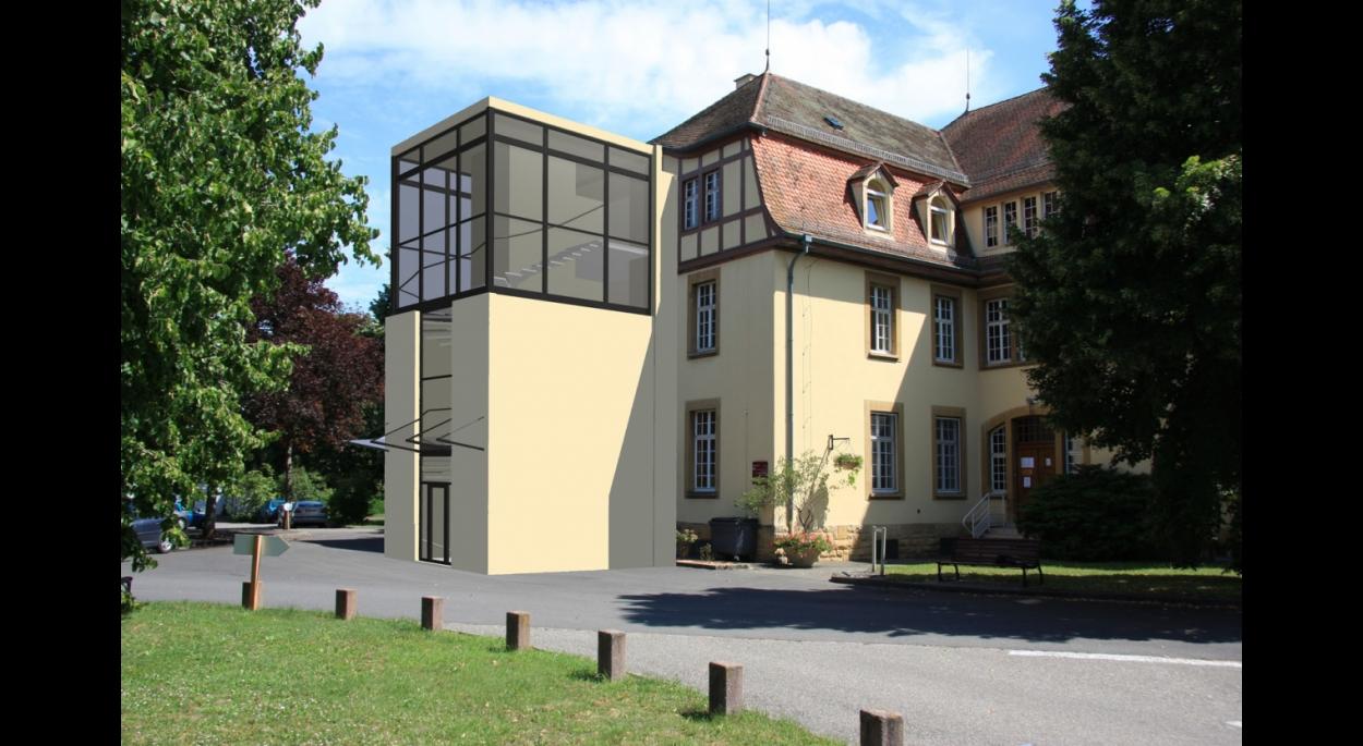 Extension et mise aux normes des pavillons 19 et 27 du Centre Hospitalier de Rouffach
