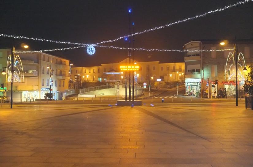 Centre-ville de Lorette
