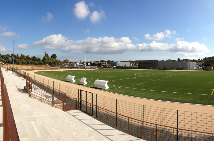 Christophe Caire Architecture Stade Ollioules