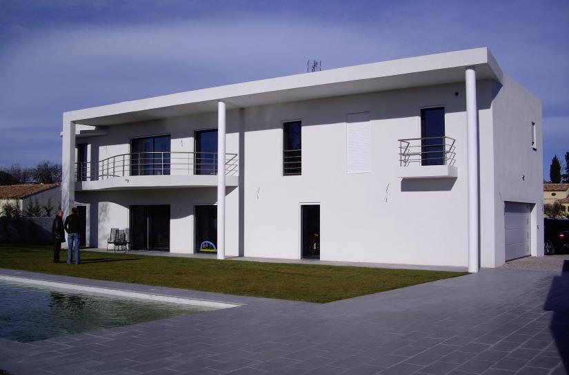 Christophe Caire Architecture Villa La Barben