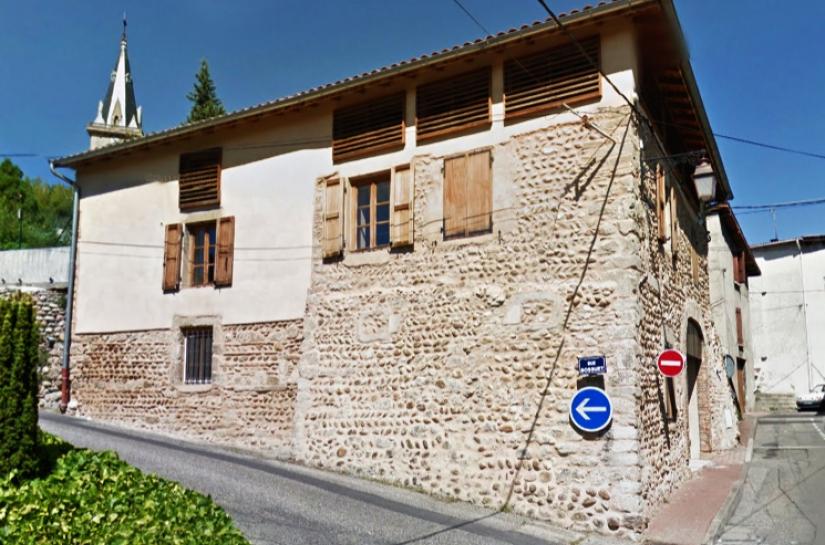 Rénovation d'un logement en secteur classé.