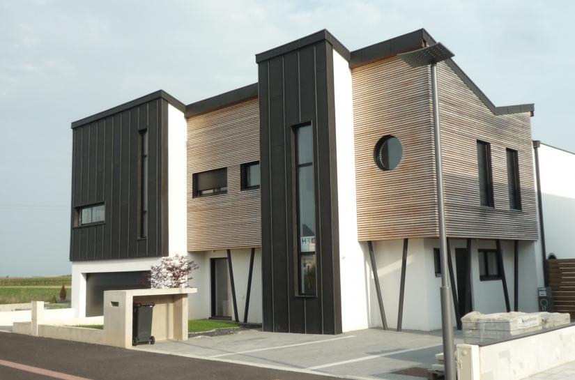 MAISON + AGENCE D'ARCHITECTURE