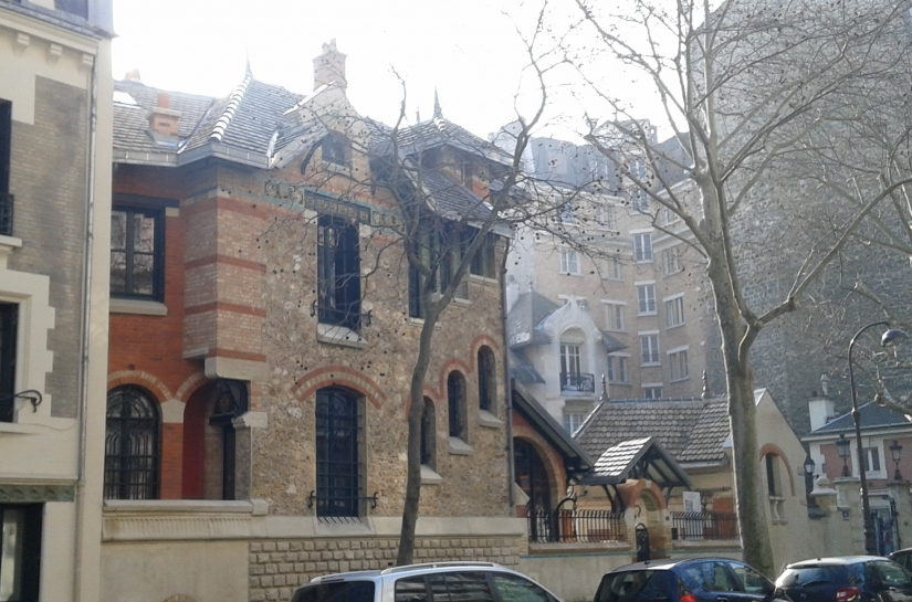 Hôtel Jassédé - S. Cord