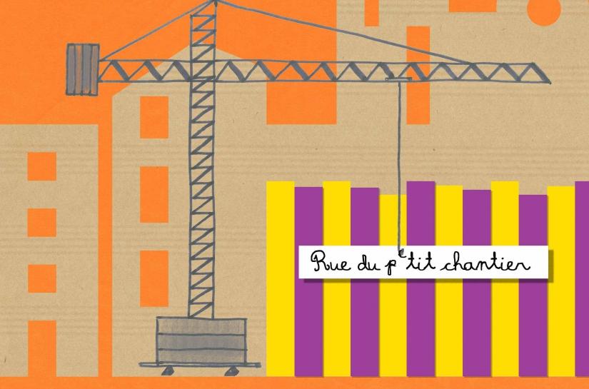 Rue du p'tit chantier