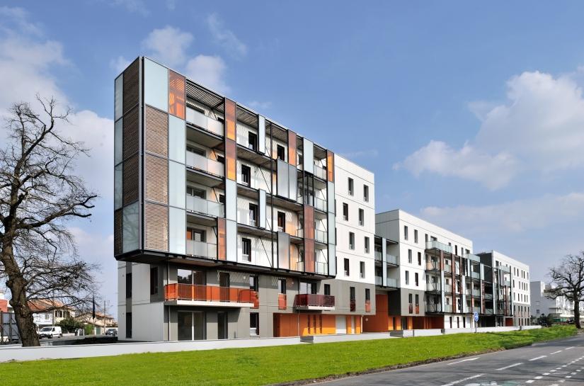 Enet Dolowy Architecture - Résidence les Pins