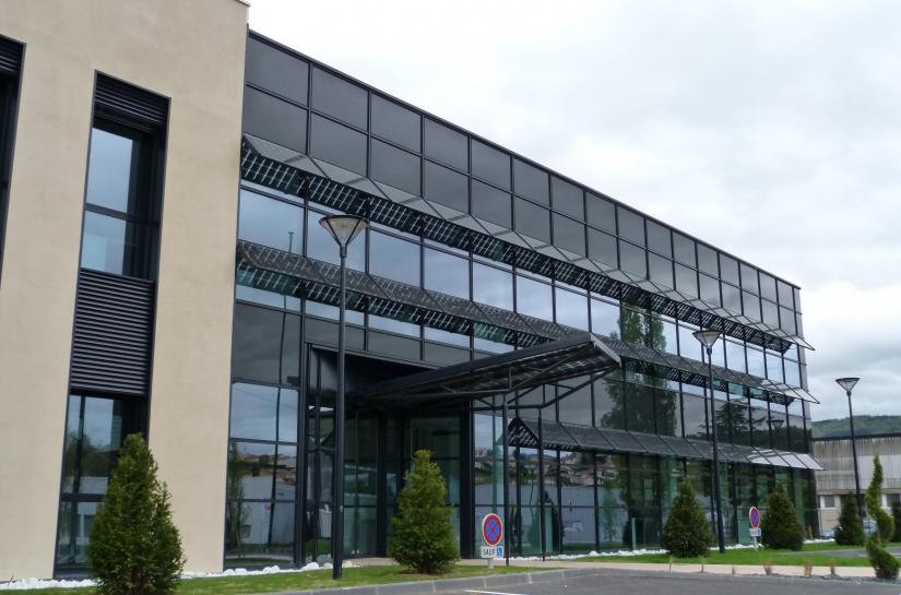 Nouveaux bureaux de THUASNE à Saint-Etienne