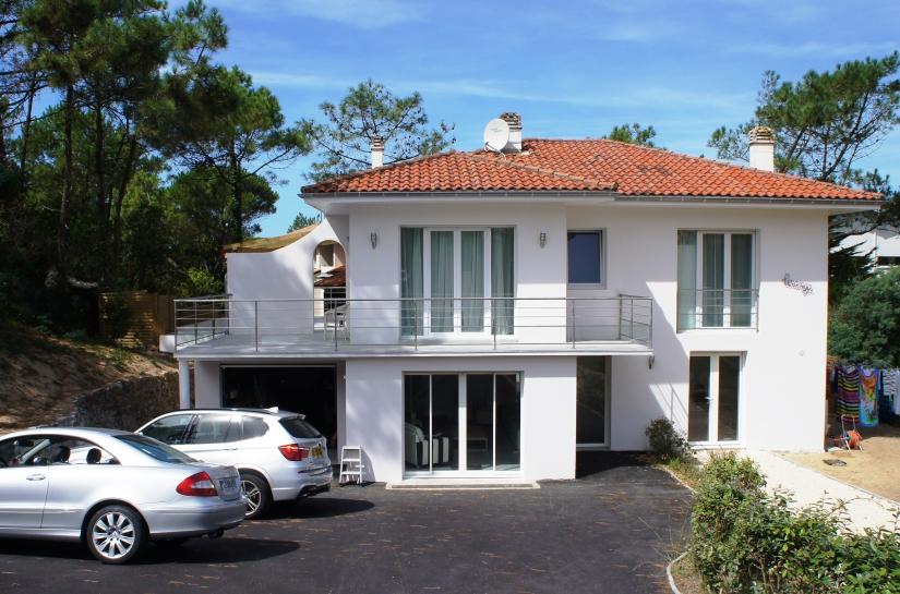 Rénovation Maison Capbreton et Piscine