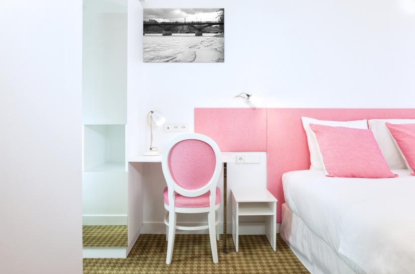 Chambre 3* // Design M-CUBE Architectures