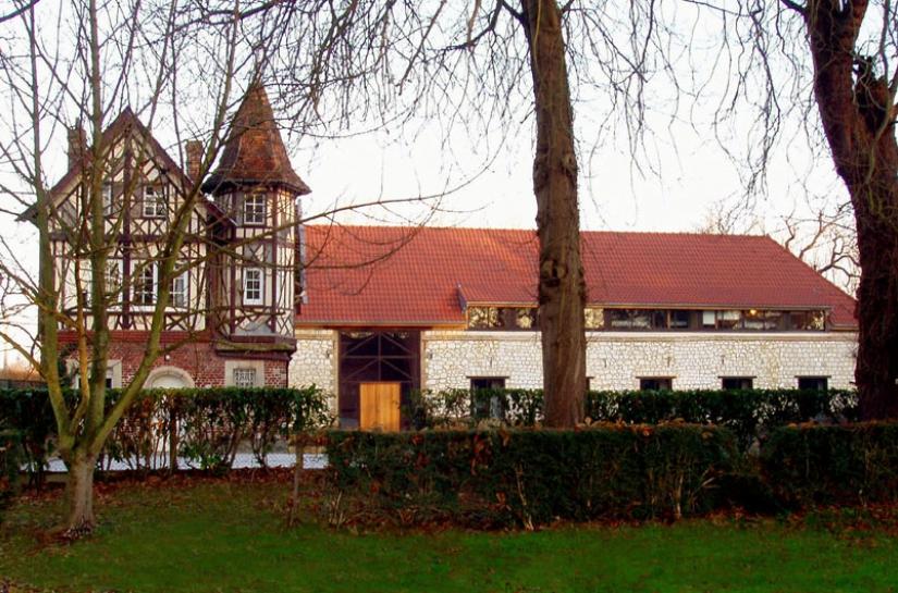 Château du Broutel - Hôtel ***