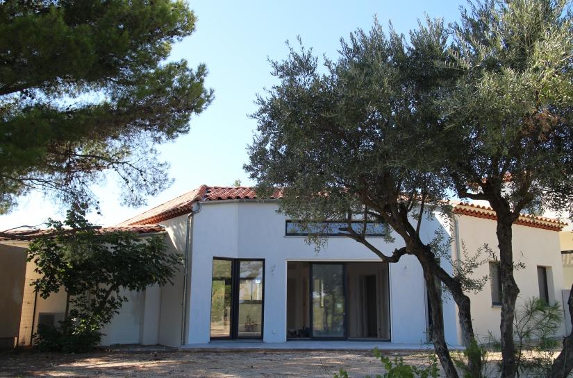 Construction neuve à Aix en Provence