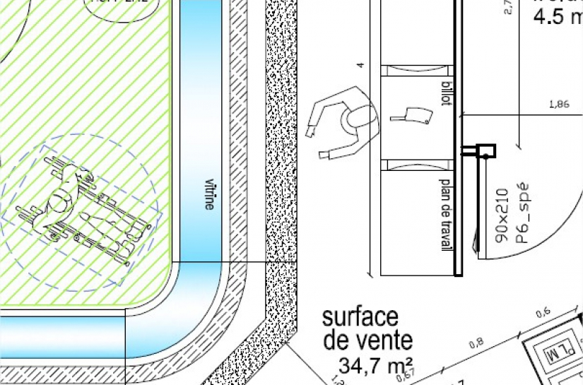erp architecte architecture projet dossier urbanisme.