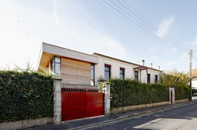 Extension Maison M33, Pessac 33 - Nouvelle Aquitaine