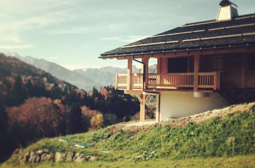 Maîtrise d'Oeuvre d'un chalet de 400 m² à Saint Jean de Sixt (Haute-Savoie)