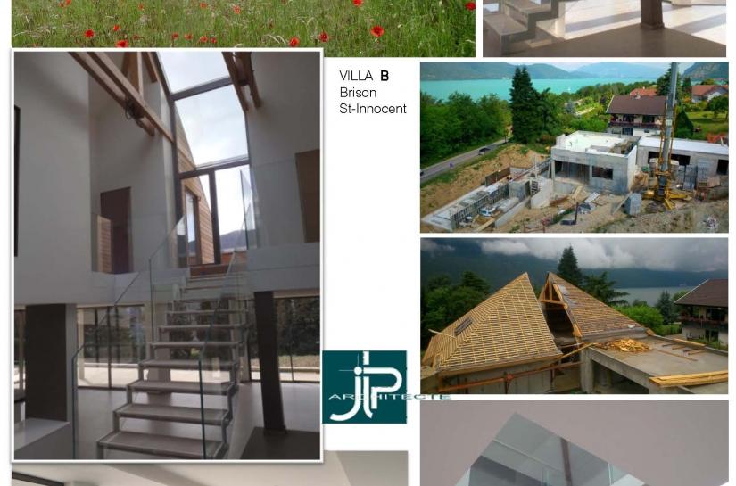 Villa B Brison - JLP architecte