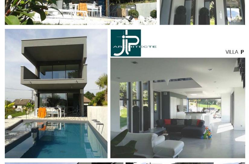 Villa P Aix - JLP architecte