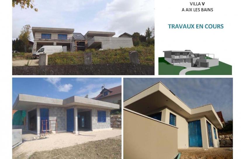 Villa V Aix - JLP architecte