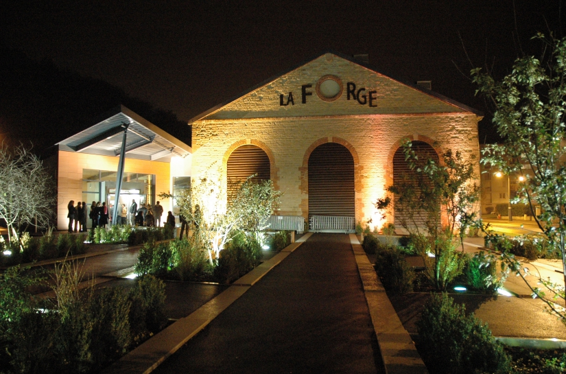 La Forge - Salle de concerts - Lauréat Rubans du Patrimoine - Photo Niko Rodamel - XXL Atelier