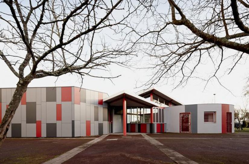 Réhabilitation de la Maison Municipale de Saige, Pessac 33 - Nouvelle Aquitaine
