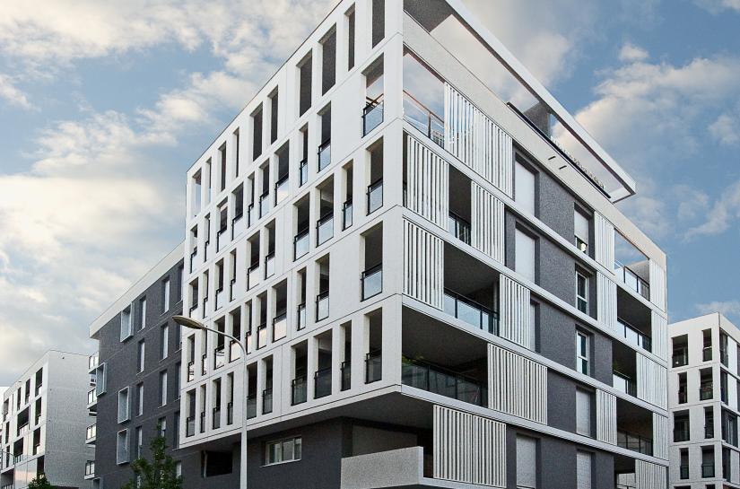 SEPR - 100 logements HQE locatif social et accession libre - Photo Balao - XXL Atelier
