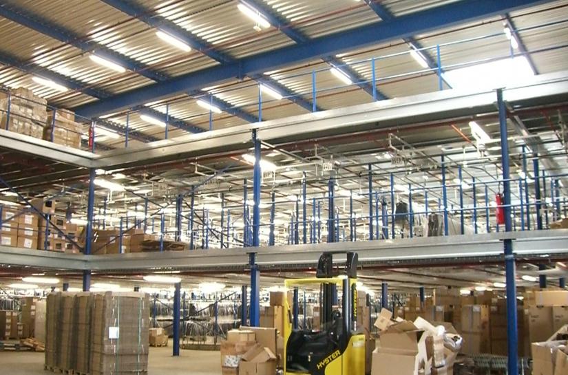 ETS Zannier - Bâtiment logistique et de stockage, bureaux -  XXL Atelier