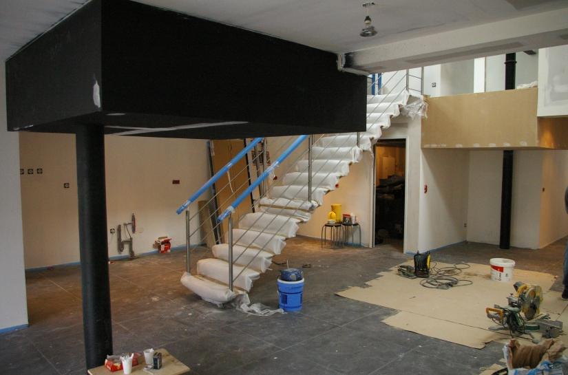 architecte lille plux aménagement plateau industriel en loft Roubaix Tourcoing http://www.atelier-plux.fr/