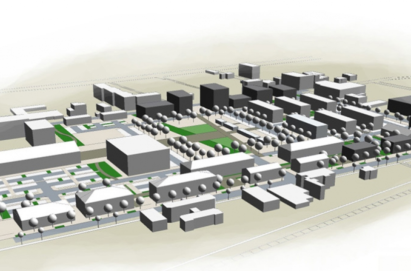 Espace Saint-Germain - Etude Architecturale et Urbaine - Civita - XXL Atelier