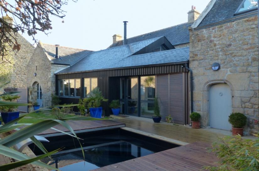 Le Masson Architecte Plouharnel Carnac Quiberon Morbihan