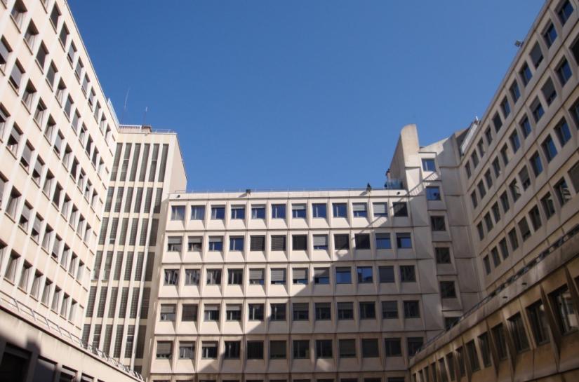 Hôtel des finances - XXL Atelier