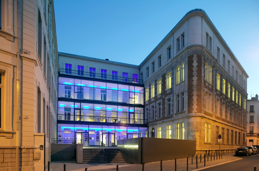 Ecole Nationale Supérieure d'Architecture de Saint-Etienne