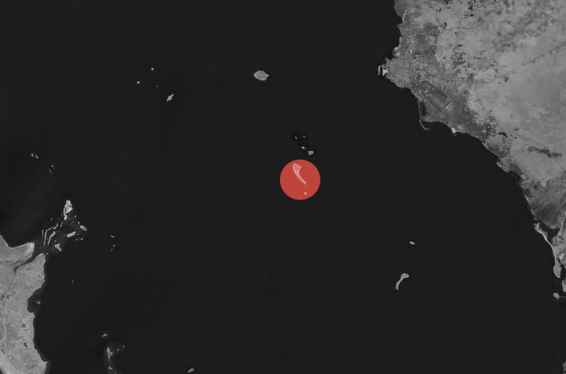 Farasan Eco-Island - Situation