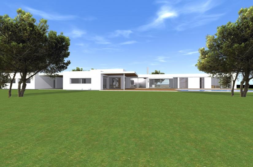 Maison a Larmor-Plage Bretagne sud Christophe LE MOING architecte