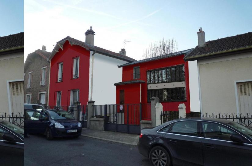 Rénovation pavillon Châtillon (92320)
