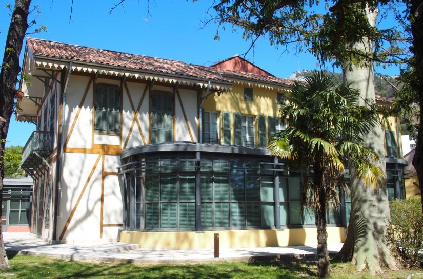 Muséum d'histoire naturelle du Var - Parc du Las à Toulon