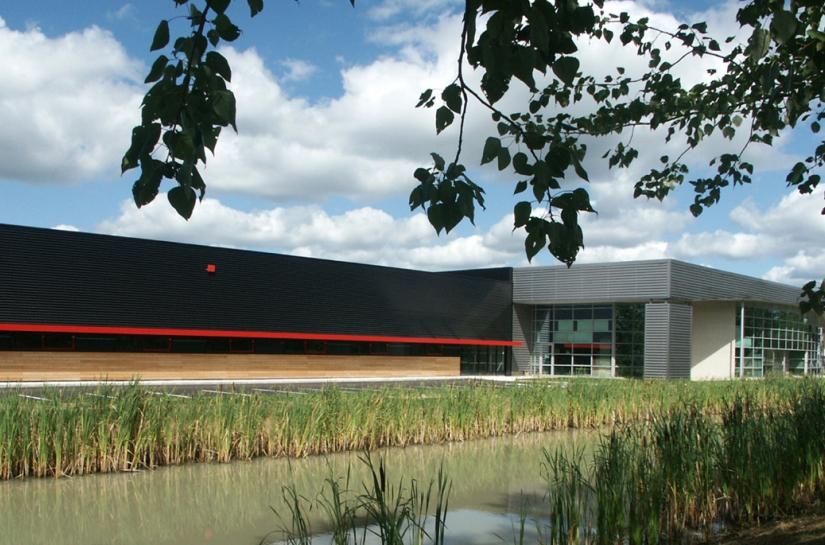 APIA / Extension de la Menuiserie Taillibert à la Selles Saint-Denis (41)