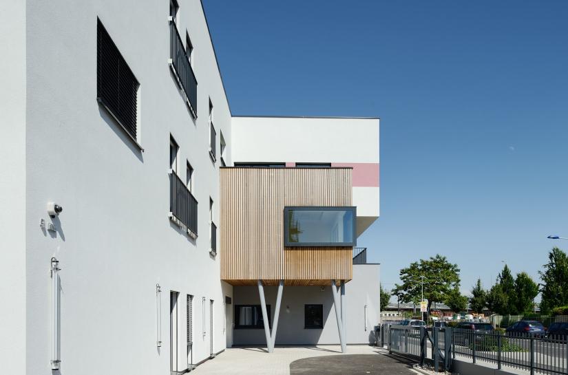 Maître d'Ouvrage : Habitation Moderne pour l'AAPEI
