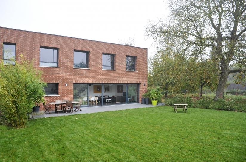 maison individuelle - architecte lille